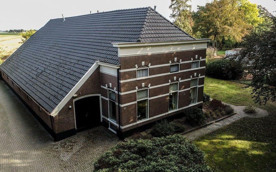 Zijtak OZ 125 te Nieuw-Amsterdam